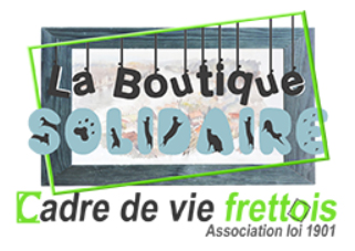 Logo de la boutique solidaire