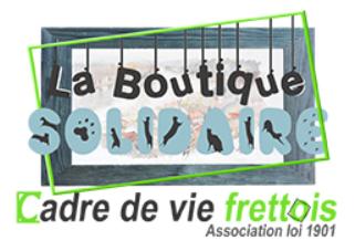 Logo de la boutique solidaire